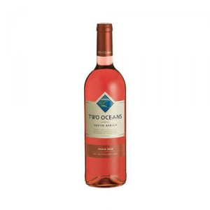 Two Oceans Shiraz Rosé